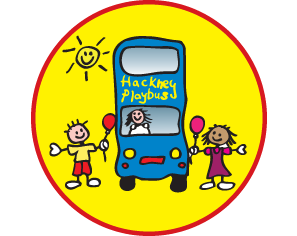 Hackney Playbus Logo