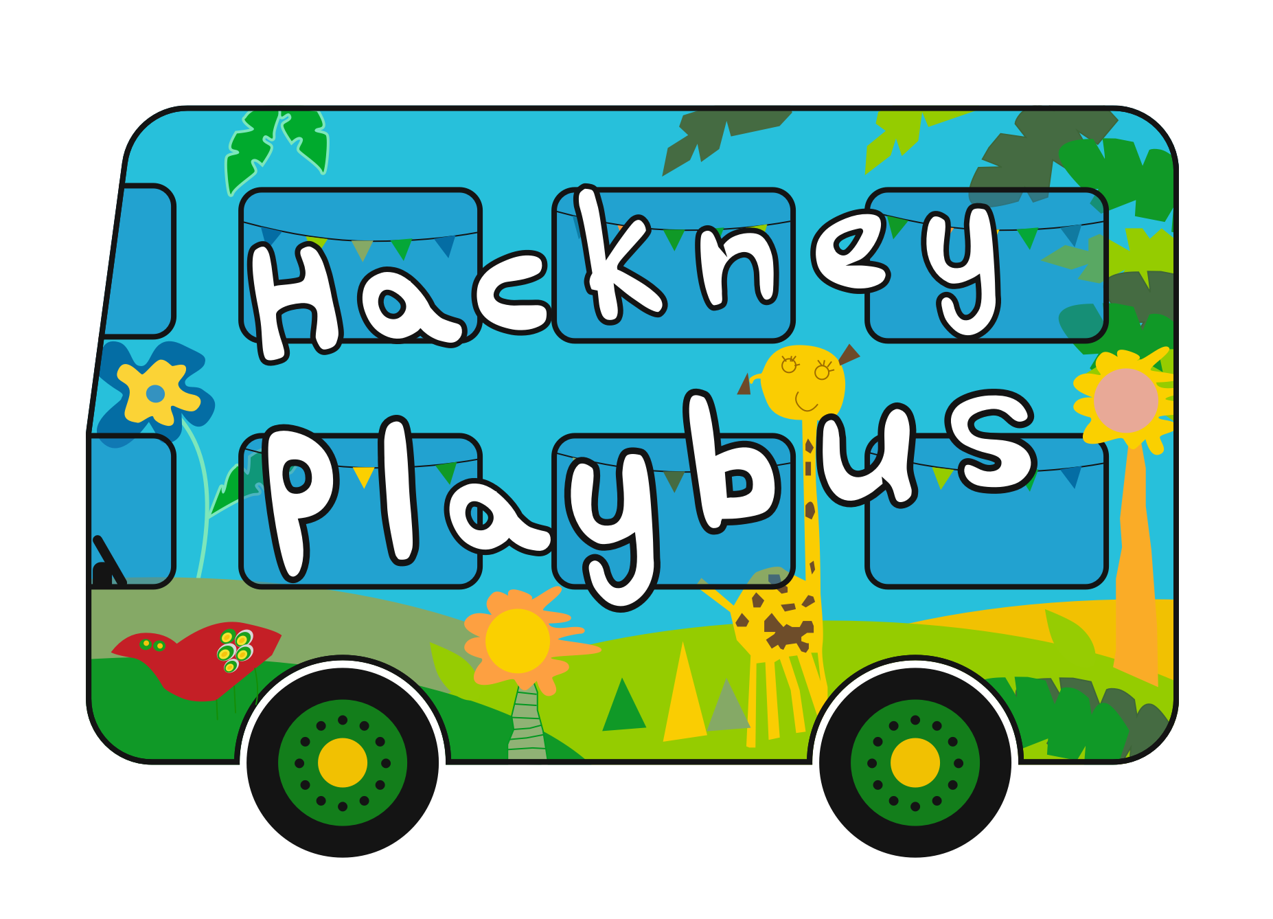 Hackney Playbus